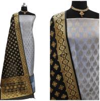 Banarasi Jacquard Fabric Salwar Kameez