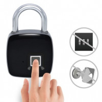 Electronic Smart Fingerprint Lock with USB Charging