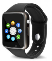 A1 Smart Mobile Watch SIM And SD Card Slot 1.5 Inch LCD