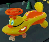 Duck Swing Car for Kids