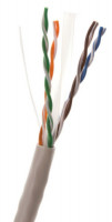 LinkBasic Cat 6 UTP Solid Cable 305 Meter