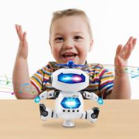 Naughty Dancing Robot