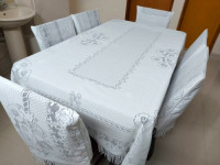 Dining Table & Chair Cover Set