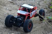 Rock Crawler Remote Control Monster Truck