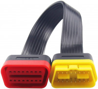 OBD2 Full 16 Pin Extension Cable