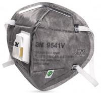 3M 9541V Respirator Mask with Valve