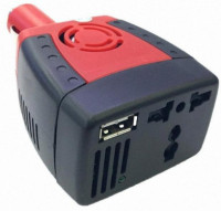 Car Power Adapter with USB Charger Port