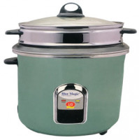 LG 037 Blue Magic Rice Cooker With Two Jar