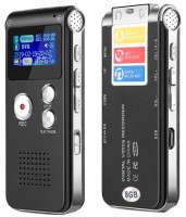 Digital Audio Recorder with Mp3 Player