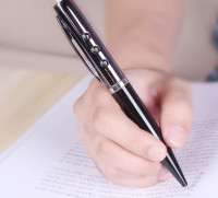 Spy Voice Recorder Pen with Mp3 Player