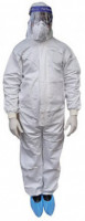 60 GSM SGS Certified PPE with Waterproof Coding