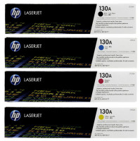HP 130A Color Toner Cartridge Combo Pack