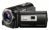 Sony HDR-PJ30 HD Handycam with Projector & GPS