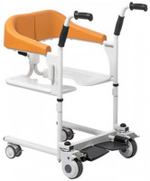 TCM-01A 4-in-1 Transfer Commode Wheelchair