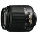 Nikon 18-55mm f/3.5-5.6G ED AF-S DX Nikkor Zoom Lens