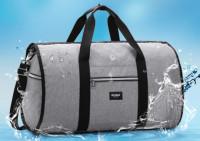 2-in-1 Waterproof Tote Travel Bag