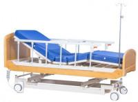 YKA010 Wooden Electric Nursing Bed