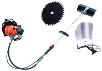 2 Stroke Japan Rice Harvester & Weed Cleaning Machine