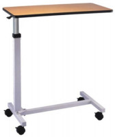 Movable Over Bed Table for Patient