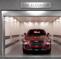 Sigma 5000 Kg Auto Car Elevator