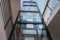Strongest Steel Structure for Elevator Shaft