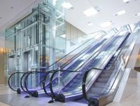 VVVF Control Safety Escalator with 35 Degree