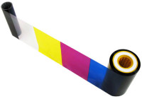 XID8100 Color Ribbon with Film