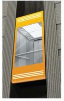Passenger Panoramic Glass Elevator