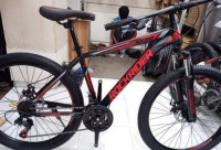 Rock Rider Steel Frame Cycle