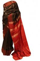Mirpuri Katan Silk Saree