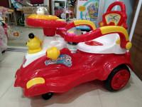 Side Barricade Swing Car for Children