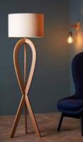 Corner Lamp with Unique Design