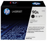 HP 90A Original Black LaserJet Cartridge