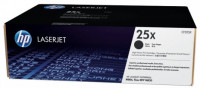 HP 25X High Yield Black Original LaserJet Toner