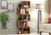 Square Shaped Bookshelf