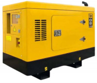 Ricardo 30 kVA Canopy Diesel Generator