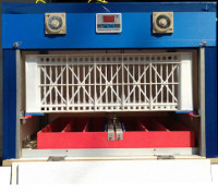 60 Egg Hatching Auto Temperature Control Machine