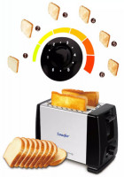 Sonifer SF-6007 Double Groove Automatic Heating Toaster