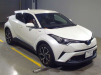 Toyota C-HR 2016 White Color