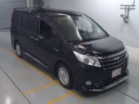 Toyota Noah G 2016 Black Color