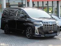 Toyota Alphard 2018 Black Color