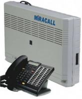Miracall 316 16-Line CID Operator PABX Machine