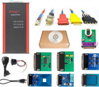 iProg+ V85 Pro Programmer with Probe Adapters