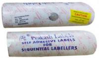 Prakash Auto Numbering Sticker