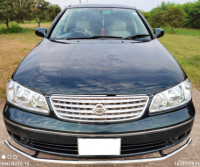 Nissan Sunny 2006 Green Color