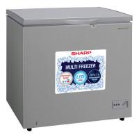 Sharp SJC-218-WH Dual Cooling Freezer