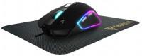 Gamdias Zeus M3 RGB Gaming Mouse with Mat