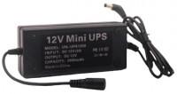 12V Mini UPS + Power Supply for CCTV