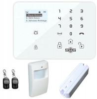 King Pigeon K9 GSM 4G Alarm System