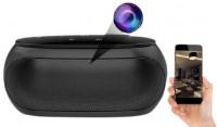H14 Spy 4K WIFI Speaker Camera
